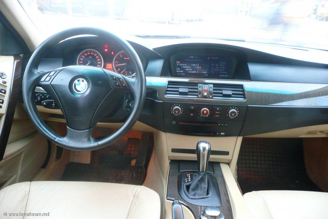 E60, 530D, 2004