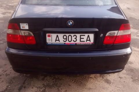E46 320dA 2004 Shadow, Exclusive