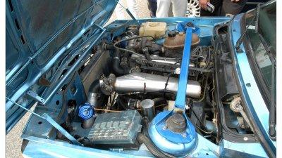E21 318 TurboСтарушка by Djafar