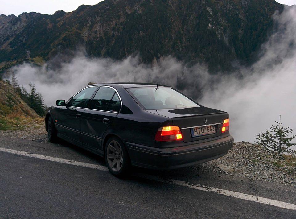 Bmw E39 Diesel Power