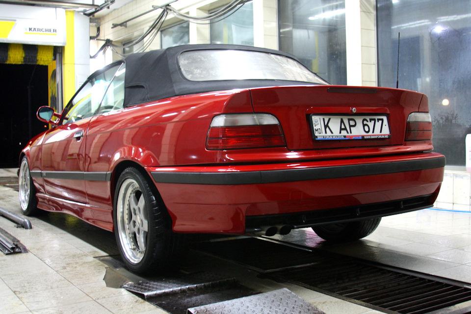 E36 Долгожданный Бмв кабрио
