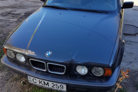 BMW E34 Family Wagon
